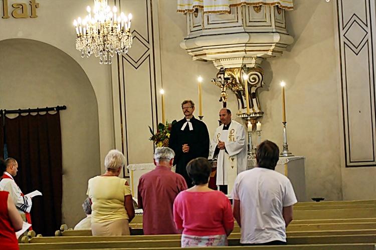 Nabożeństwo ekumeniczne 09.06.2014 r.