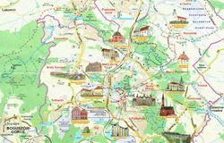 Plan miasta Wałbrzych
