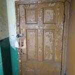 wejście z korytarza