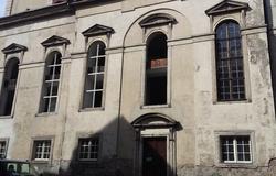 Wymiana okien w kościele Zbawiciela 2015 r.