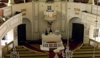 75-lecie  polskich nabożeństw  w Wałbrzychu
