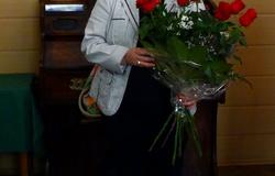 Pani Katarzyna Bruzi kurator Rady Parafialnej wałbrzyskiej parafii – kuratorem Diecezji Wrocławskiej 04.10.2015 r.
