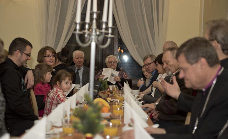 XIII Międzyparafialne Spotkanie Adwentowe Diecezji Wrocławskiej 12.12.2015 r.