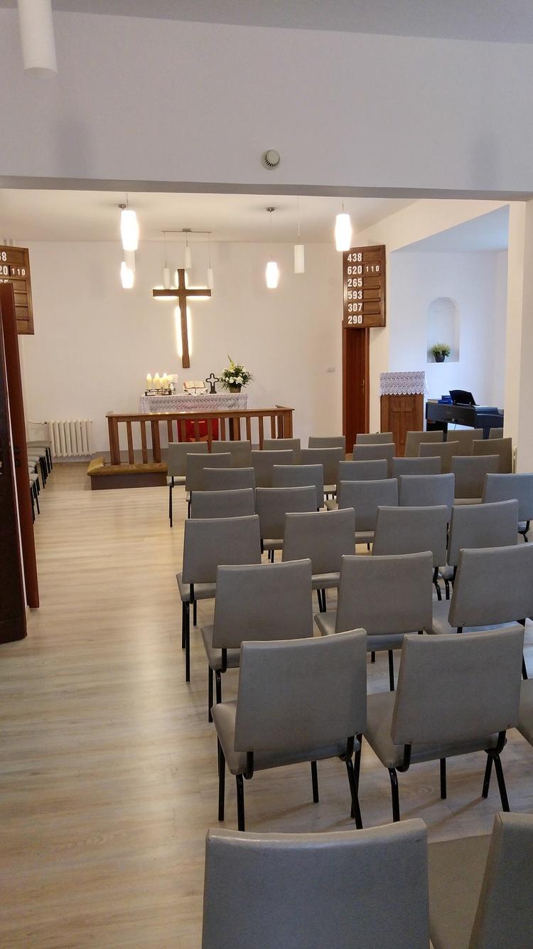 W Głogowie poświęcono Kaplicę Ewangelicką