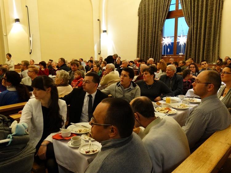 Międzyparafialne spotkanie adwentowo-świąteczne 17.12.2016 r.