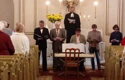 Nabożeństwo ekumeniczne 21.05.2018 r.